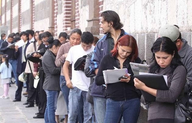 El empleo creció 0,3% en el primer trimestre del año