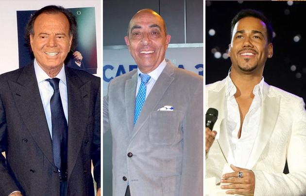 Lanzan Romeo Santos y Julio Iglesias canción dedicada al pene