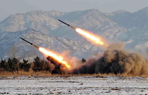 Rusia ve es alto riesgo confrontación militar entre EEUU y Corea del Norte