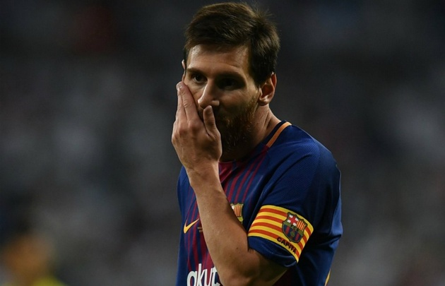 Lionel Messi perdió los papeles con Sergio Ramos tras provocación