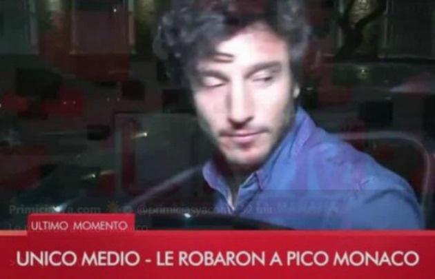 Cómo fue el violento asalto que sufrió Pico Mónaco