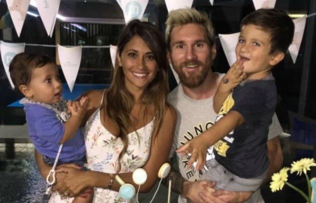 ¡Nació Ciro! Lionel Messi se convierte nuevamente en padre