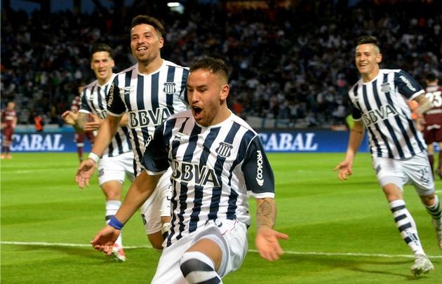 Talleres debutó goleando a Lanús en la Superliga