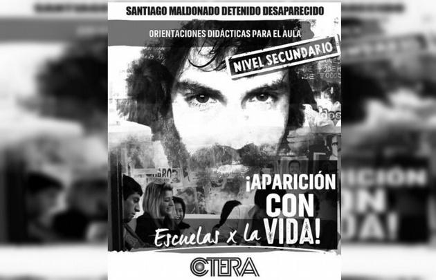 Estado es el responsable directo en desaparición de Santiago — Pérez Esquivel
