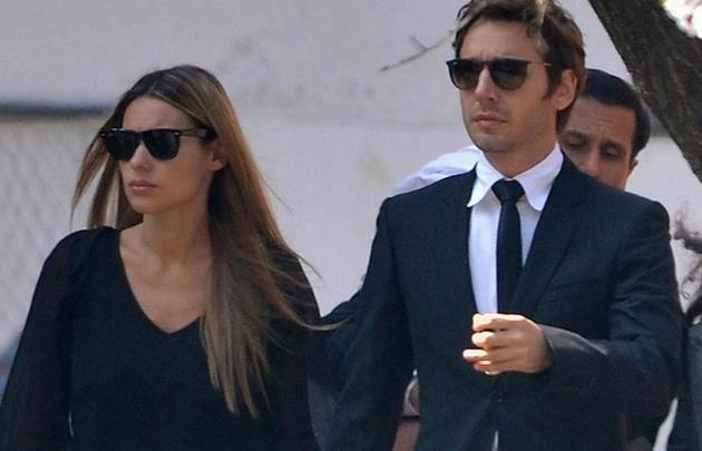 Pampita y Benjamín Vicuña recordarán a su hija Blanca en una misa
