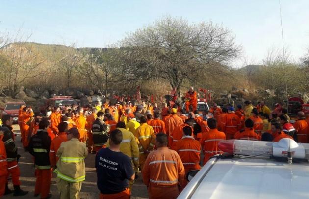 Más de 150 evacuados y dos autores identificados — Incendio en Córdoba