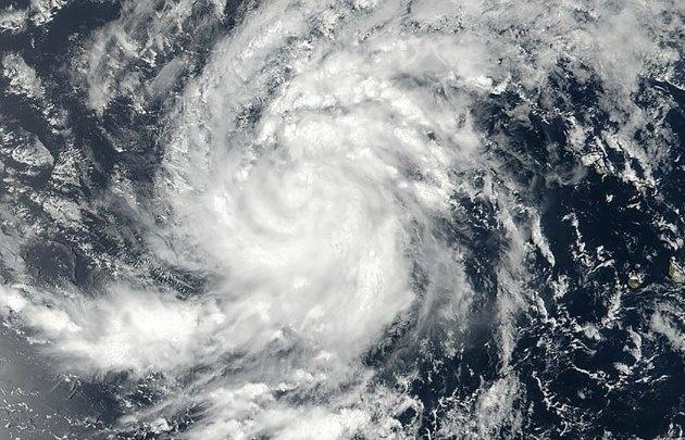 Huracán Irma avanza por el caribe apuntando a Puerto Rico — VENEZUELA
