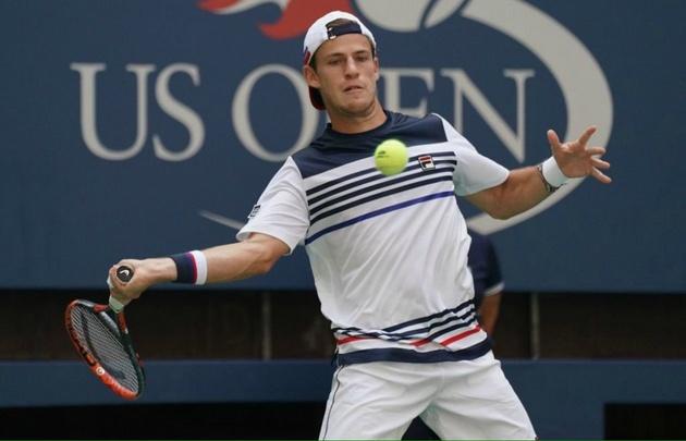 Argentina se entrena de cara al repechaje de la Copa Davis