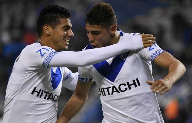Vélez sumó otro éxito ante Atlético Tucumán en Liniers