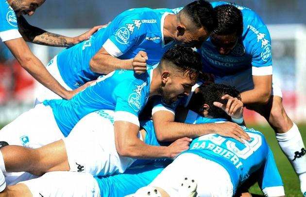 Belgrano empató con Tigre en Alberdi