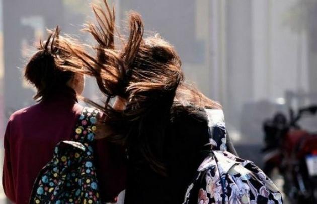 Alerta por vientos intensos para el sur de Córdoba