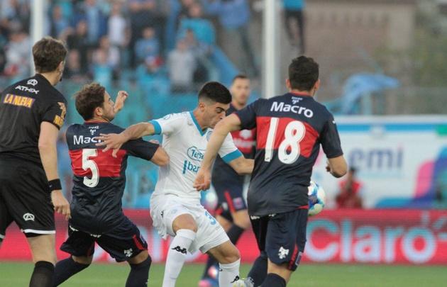 Belgrano enfrenta a Tigre en Alberdi