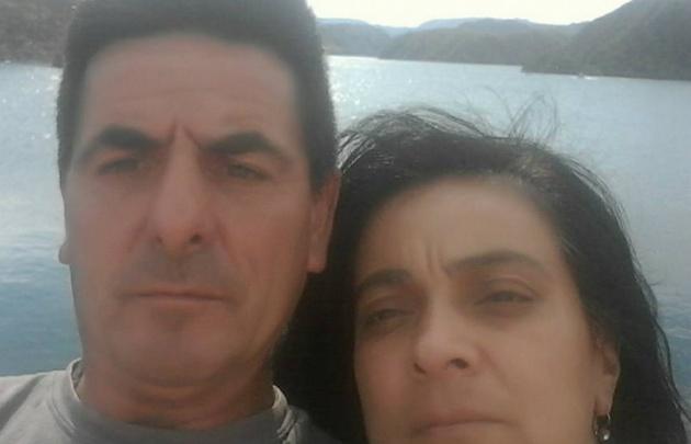 Tres muertos en violento choque en alta montaña