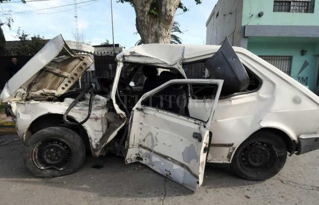 Identificaron a los fallecidos en el choque en Granadero Baigorria