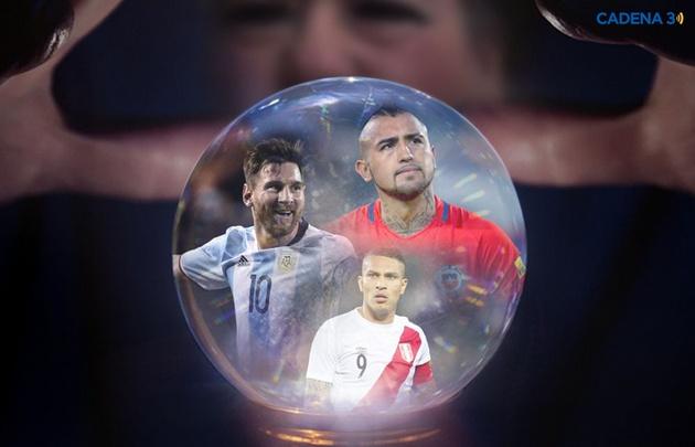 Vidente acertó cómo acabarían las eliminatorias de la Conmebol — LoViral