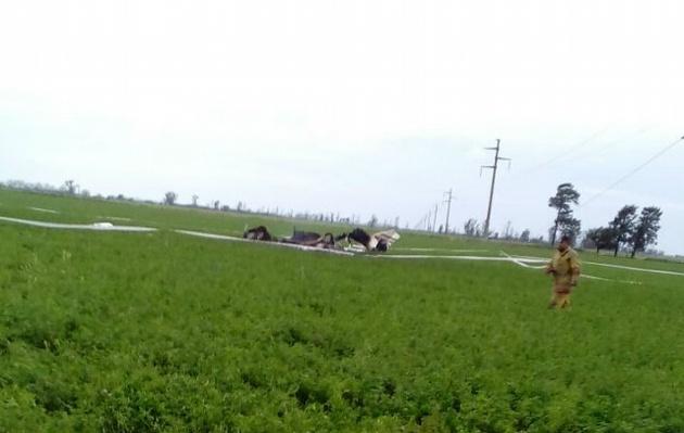 Tragedia: Avioneta se estrelló y dejó sin electricidad a una población