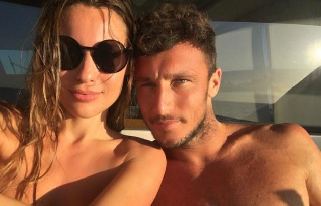 El especial agradecimiento de Pampita a su novio Juan Mónaco