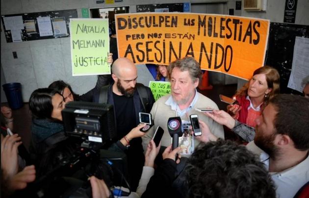 Caso Melmann: otorgan salidas transitorias a los tres policías condenados