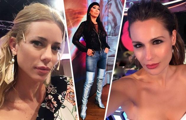 Moria Casán habló de la pelea entre Pampita y Nicole Neumann