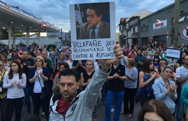 Detuvieron al presunto asesino de Abril tras un tiroteo — La Plata