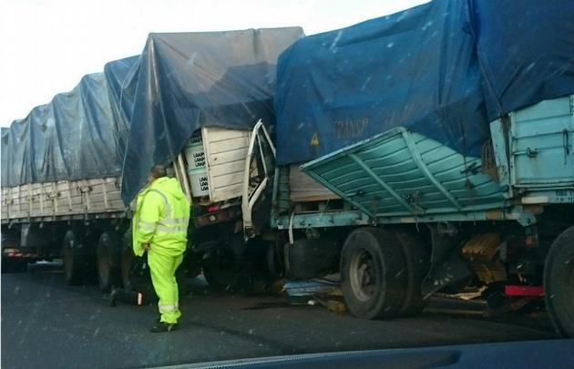Accidente fatal en la autopista Rosario-Buenos Aires