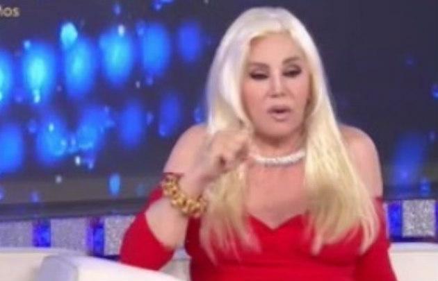 Susana fue víctima de Giselle Rímolo y no la pasó nada bien
