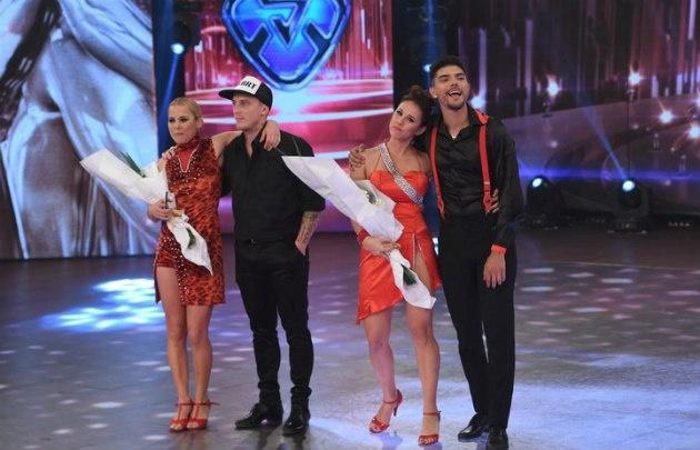 Dos parejas muy queridas fueron eliminadas del Bailando 2017
