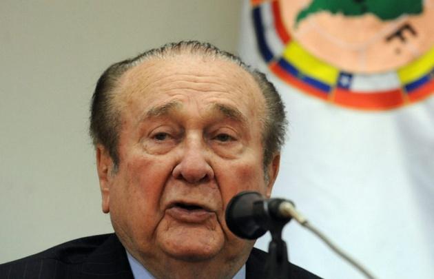 Fifa Gate: Juez autoriza extradición de Nicolás Leoz a Estados Unidos