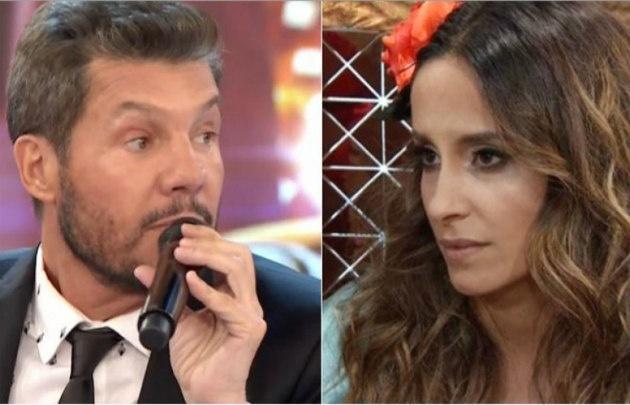 Tinelli salió con los tapones de punta contra Lourdes Sánchez