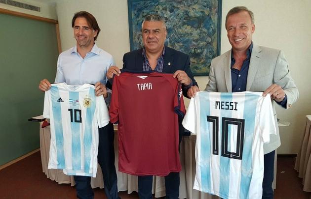 Argentina se entrenará en Barcelona antes del Mundial de Rusia