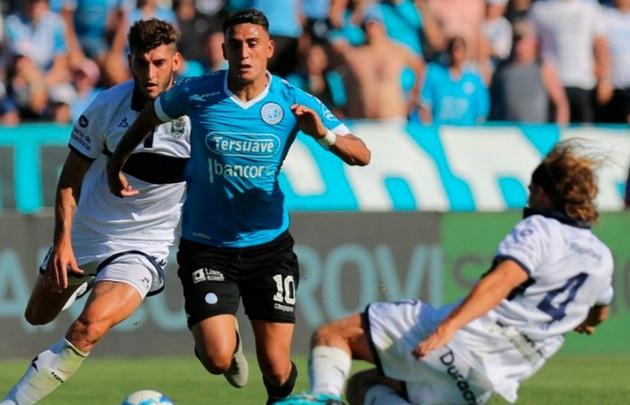 Belgrano derrotó a Gimnasia en Córdoba