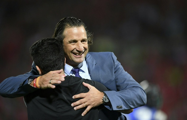 Arabia Saudí contrata a Juan Antonio Pizzi como seleccionador