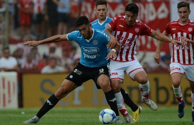 Unión de Santa Fe vs Belgrano, Superliga Argentina — Partido en vivo