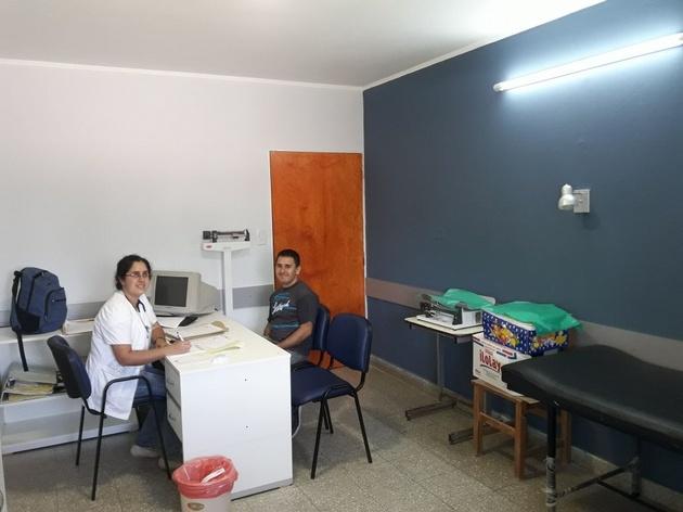 Fue a vacunarse y terminó donando $ 500 mil al hospital — Santo Tomé