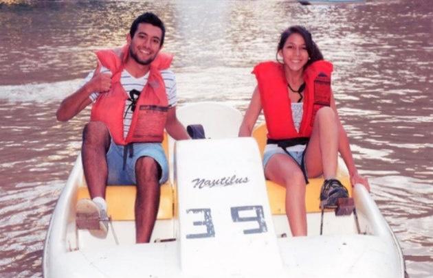 Uno de los tripulantes se casaba hoy en Mar del Plata — Submarino