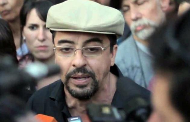 Fernando Esteche dirigente del partido Patria para Todos