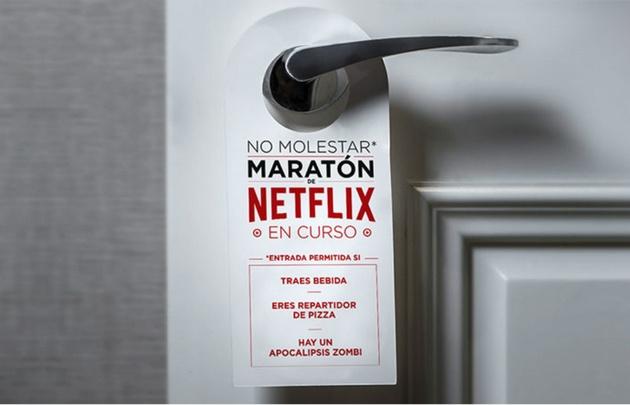 Lo más visto de Netflix en México 2017