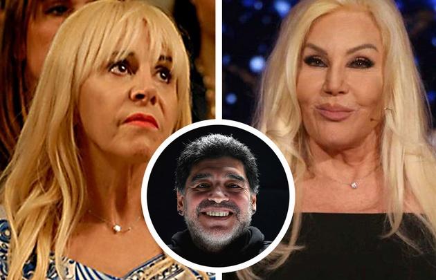 Susana Giménez fue imputada por una denuncia de Diego Maradona