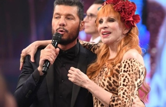 Los insólitos pero certeros pedidos de Nacha Guevara al director Alejandro Ripoll