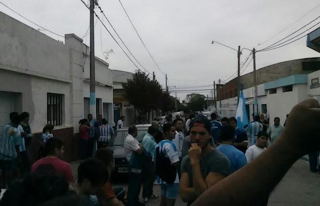 Racing de Córdoba al Federal A