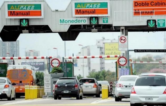 Todo Sube: Aumentan los peajes en las autopistas porteñas