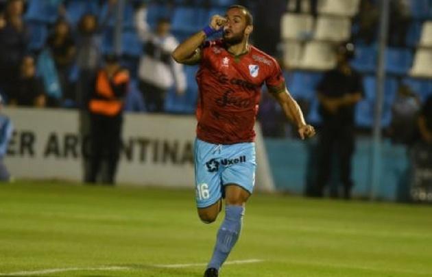 Mauro Guevgeozian ya es jugador de Belgrano