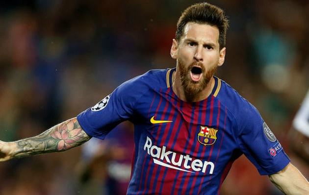 Messi comenzó inspirado el año en el Barcelona