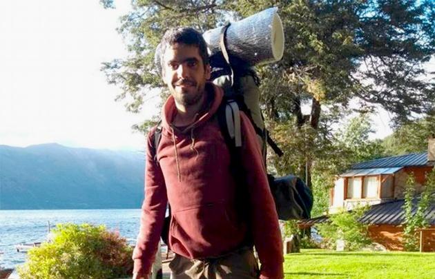 Desesperada búsqueda de un mochilero perdido en el Cerro Tronador