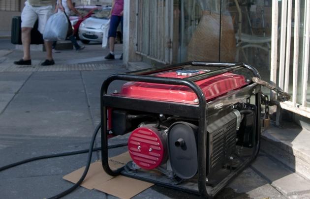 De a poco, EPEC va normalizando el servicio — Cortes de luz