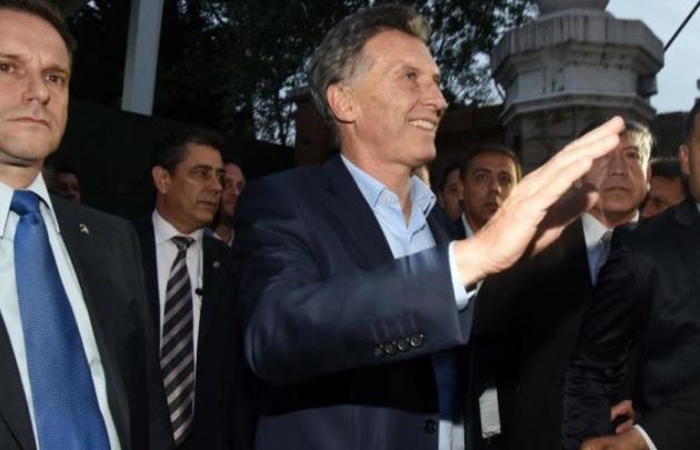 Asaltantes balearon a un custodio de Macri