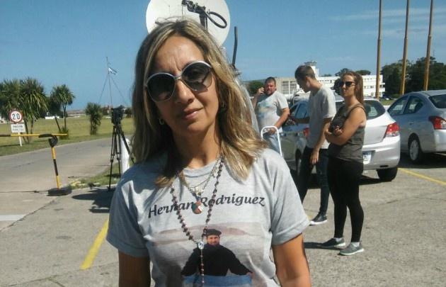 Familiares califican de positiva la reunión con Oscar Aguad