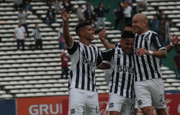 Talleres le gana a Banfield con gol de Olaza y queda segundo