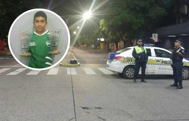 Un niño murió al recibir un tiro en supuesta persecución policial
