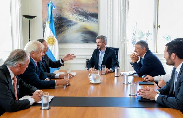 Existe tensión entre Gobierno de Macri y los empresarios